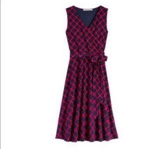 41 Hawthorn faux wrap dress (Stitch Fox)